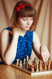 Елизавета Андреевна Яговкина
